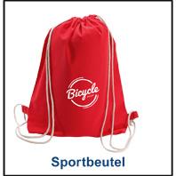 Baumwoll Sportbeutel 2019