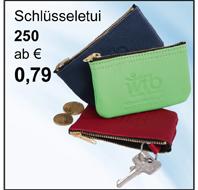 Lederschlüsseltaschen 250