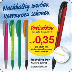 Recyclingpen K12R