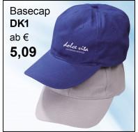 Basecap DK1-Bestseller